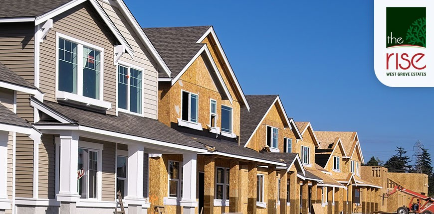 4 Reasons to Buy a New Construction Home