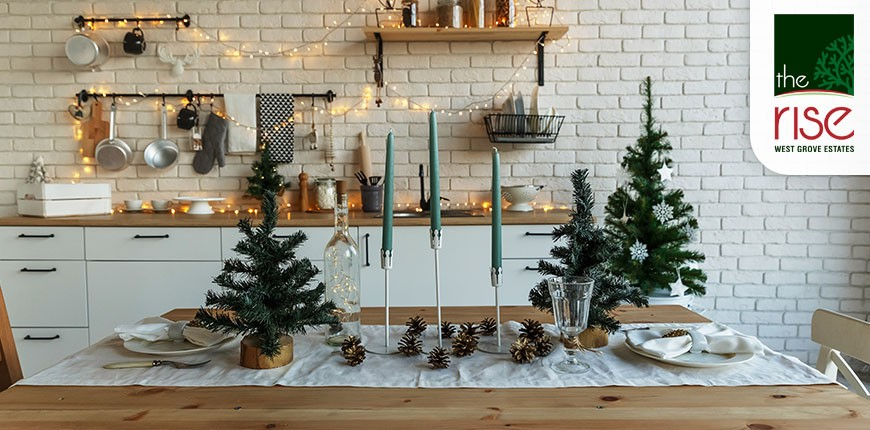 Spread Some Holiday Cheer in Your New Home With These Expert Decorating Tricks