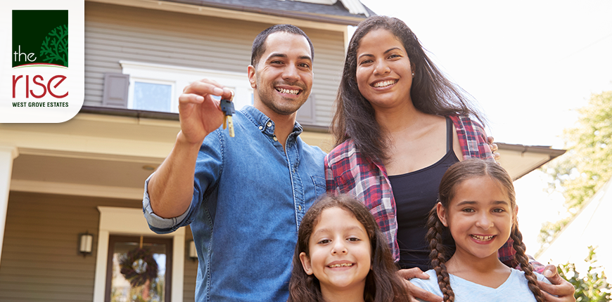 How Buying Early in a New Home Community Can Save You Money